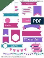 Imprimibles GRATIS para Bible Journaling (1)