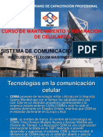 EL SISTEMA DE COMUNICACIÓN CELULAR