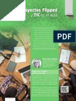 Proyectos, flipped y TIC RL
