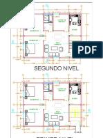PLANO VIVIENDA -  PAPEL A3
