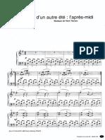 Piano-Solo Amelie