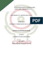 ensayogestionescolarlourdesvianey-131126103813-phpapp02