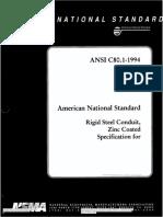 ANSI C80-1 - 1994.pdf