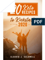 20 Keto recipes to kickstart