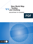 A New World Map in Textiles and Clothing