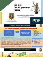 LA CONDENA DEL ABSUELTO EN EL PERÚ - NELVIN ESPINOZA GUZMAN  Pptx