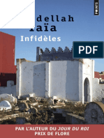Abdellah Taïa - Infidèles