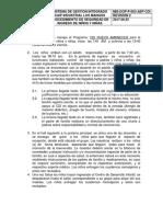 MIS-DOP-P-003-AEP-CDI-PROCEDIMIENTO DE SEGURIDAD DE INGRESO Y SALIDA