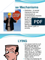 8 Defense Mechanisms