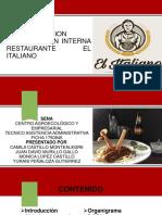 restaurante el italiano
