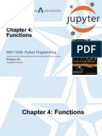 INSY5336 Ch.4 Functions