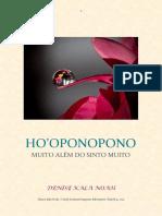 Livro - HO'OPONOPONO MUITO ALEM DO  SINTO MUITO - Denise Noah.pdf