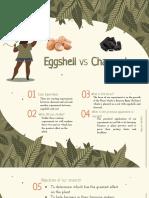 Eggshell vs Charcoal