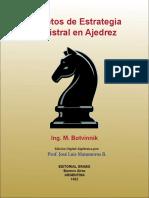 Secretos de Estrategia Magistral en Ajedrez - M. Botvinnik
