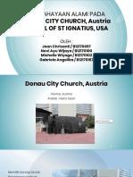 Donau City, Chapel Ignatius