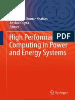 High Performance Computing in Power and Energy Systems by Siddhartha Kumar Khaitan and Anshul Gupta (1)