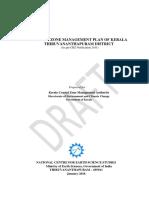 Draft_CZMP_Report_Thiruvananthapuram_District