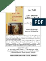 Wolff, Uwe - Alles über die gefallenen Engel