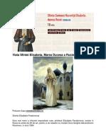 Viata Sfintei Elisabeta