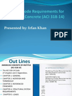 ACI Code 318-14 Ch 1-4