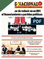 Unidad Nacional 31 de Diciembre de 2019