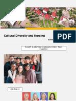 Cultural diversity - Blok PBDK - Sutantri 2019