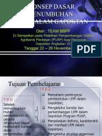 3. Konsep Dasar Penumbuhan LKM Gapoktan'2010