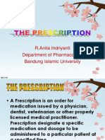 The Prescription.ppt