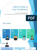 Brief Guide to Compliance - PMAP 18 Sep 2017.pdf