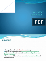 quick sort & mergesort.pptx