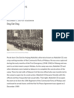Dog Eat Dog – SeaDemon Says