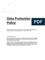ITDonut_sample-DP-policy-template