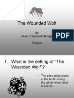 Power Point The Wounded Wolf