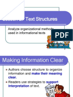 Lec2 Text Structures