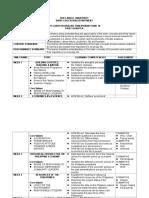 Araling Panlipunan- Syllabus Grades 9&10