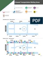 la arrival map