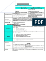 CIVIC EDUCATION LESSON PLAN TEMPLATE FOR ENGLISH SUBJECT (Y1-Y3)