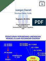 Materi ke 14 Keuangan daerah