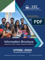 VITEEE-2020-InformationBrochure