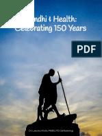 Gandhi & Health