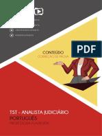 Revisão Língua Portuguesa FCC