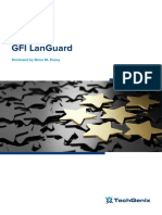 GFI Whitepaper - Techgenix GFI LanGuard product review