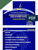 Power Quality - Perdidas Tecnicas (Presentación)