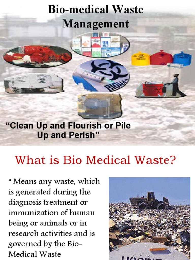 dissertation on biomedical waste management Indiscriminate disposal of untreated bio-medical waste is often the cause for the   persons involved in the bio-medical waste management ie segregation,.