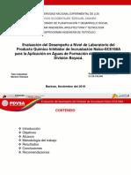 evaluacion del desempeño P.Q IDI-Nalco-EC6168A.ppt