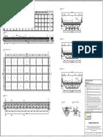 Disegno n.7E_Soluzione a travata reticolare con tubolari a sezione circolare-qualità acciaio S460-Lunghezza campata tipo 25,00 m-5 campate continue.pdf