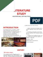 Mall lit study