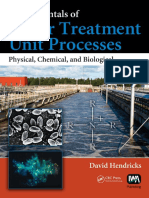 Hendricks, David W-Fundamentals of water treatment unit processes _ physical, chemical, and biological-CRC Press (2011).pdf