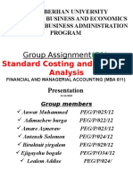 new Standard Costi& Variance Analysis(G1).ppt