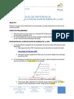 Guia de Uso - Navegador de la Recopilación de Normas de la ASFI